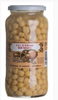 Cooked Chickpeas ( garbanzos)540 gr