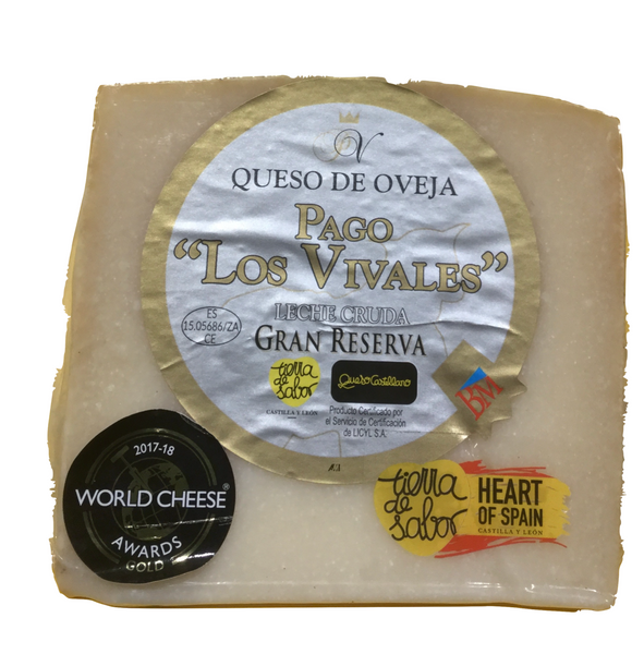 Gran Reserva Cheese 380-400gr (Silver label)