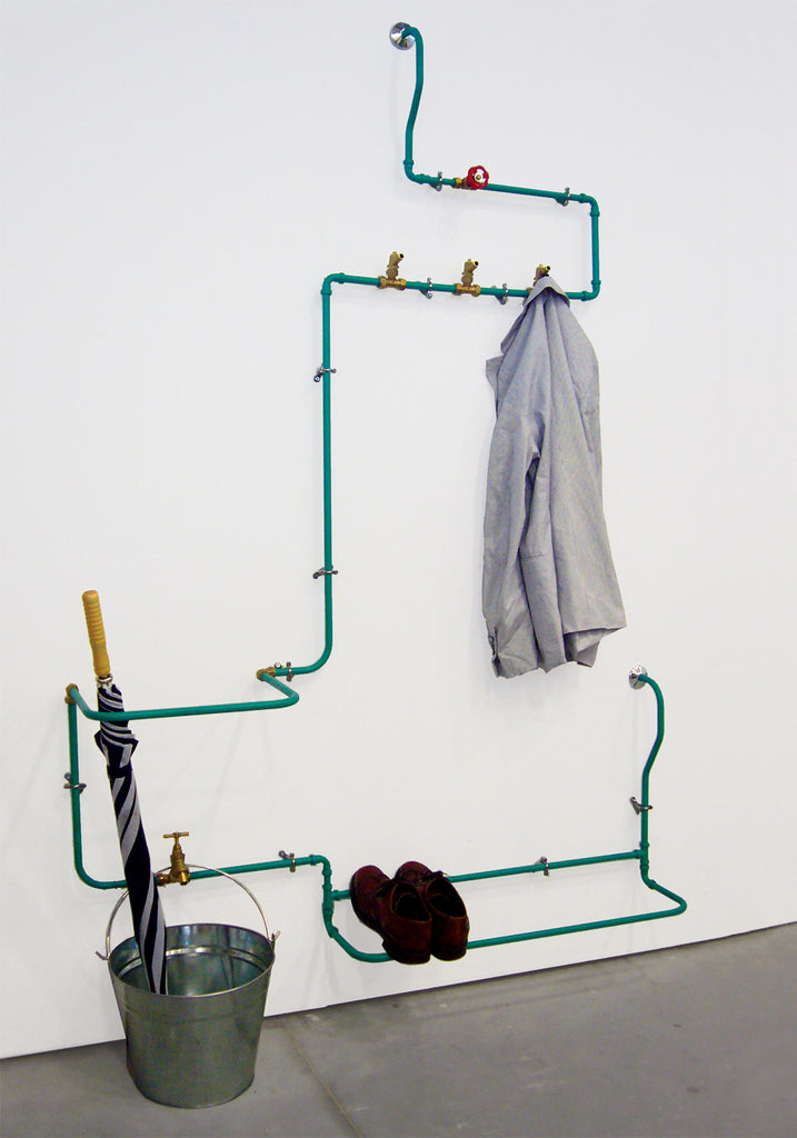 The Pipework Series Hall Stand x Nick Fraser