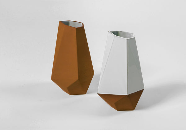 Geometric Vase by Nick Fraser