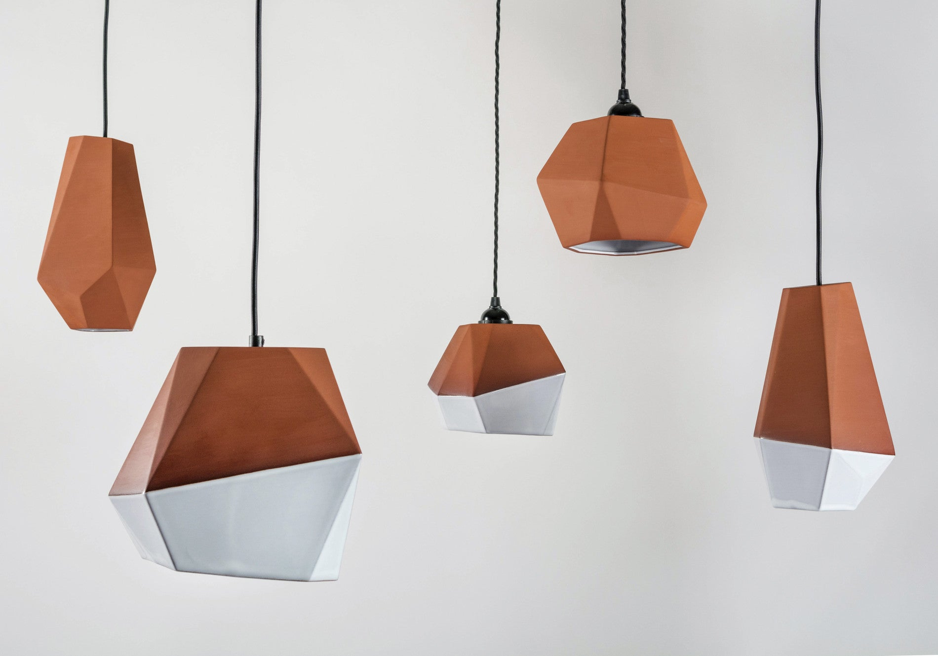 Geometric Pendants x Nick Fraser