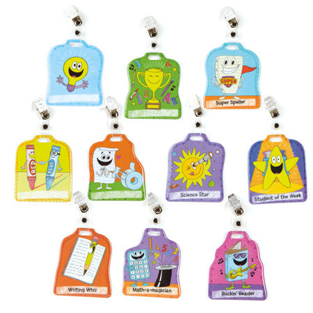 Classroom Achievement Badges