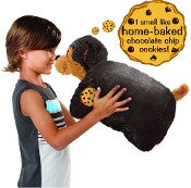 Chocolate Chip Cookie Scented Pillow Pet