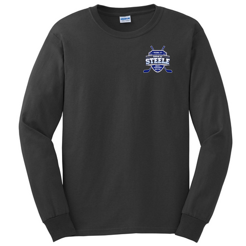 Tough As Steele Long Sleeve Tee
