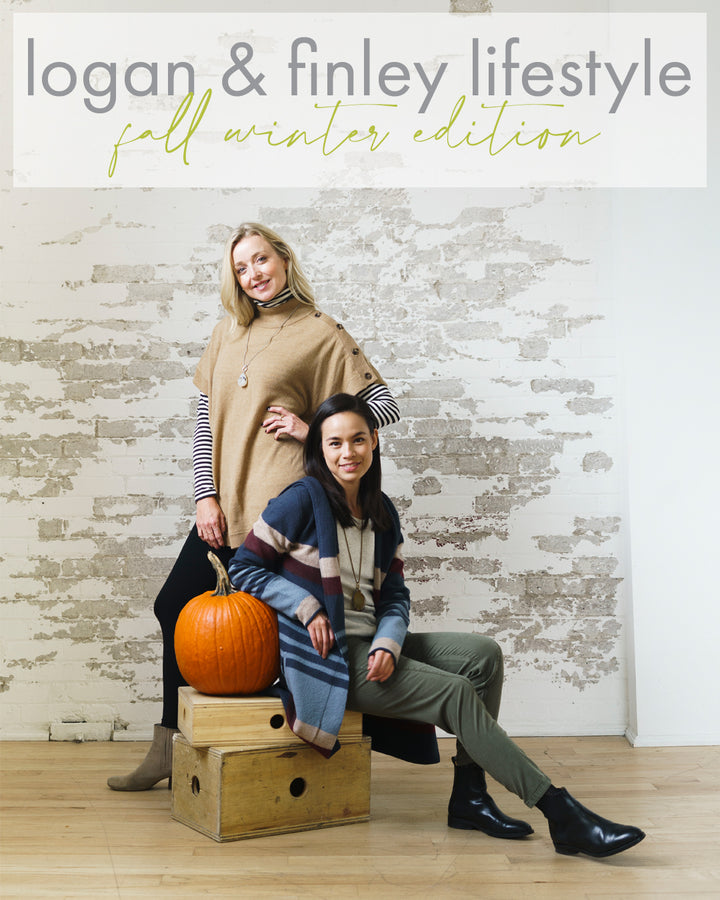Logan & Finley Lifestyle - Fall/Winter Edition