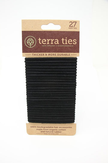 Biodegradable Hair Ties