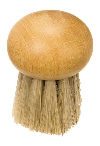 Natural Mushroom Brush