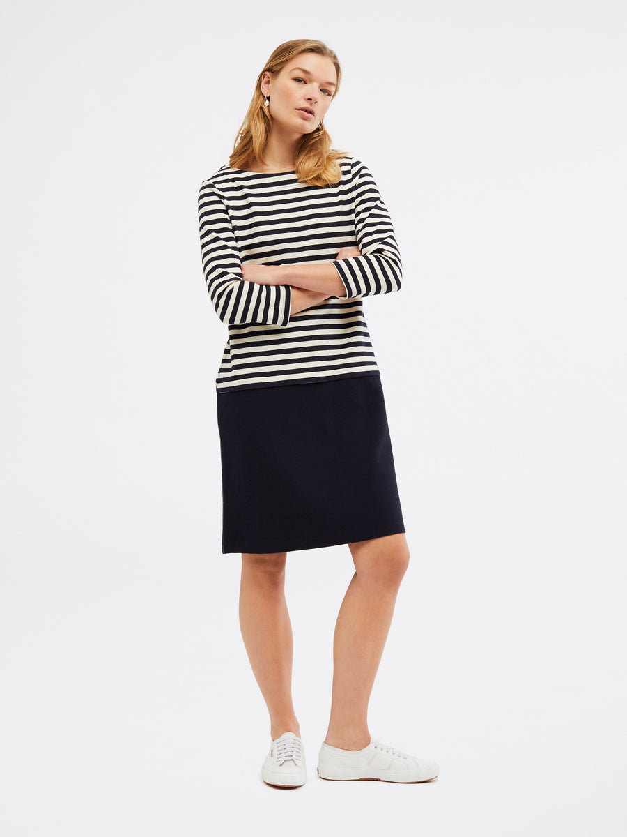 Jessica Stripe Dress