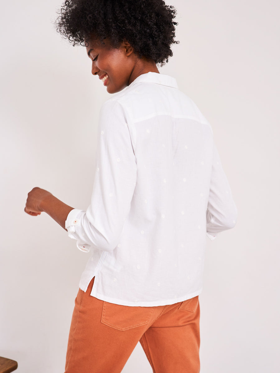 Emma Organic Cotton Shirt