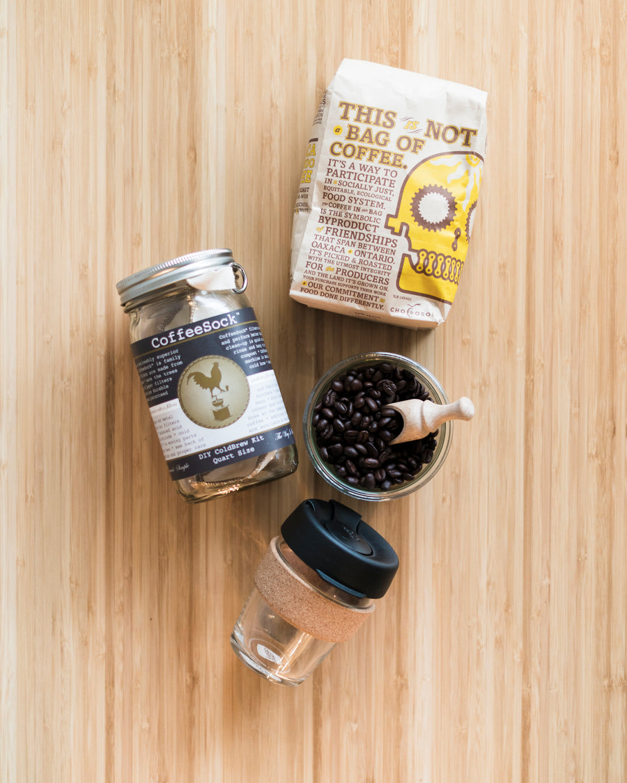 Coffee Lover's Kit