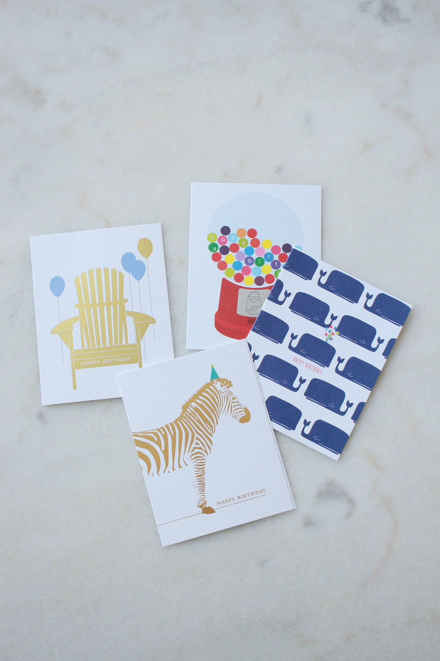 Birthday Cards -Surprise Set