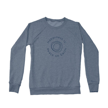 Happiness is Peace Sweatshirt