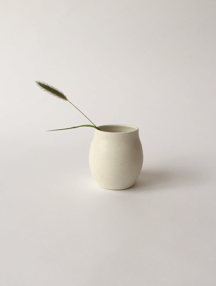 Bud Vase - Oval Top