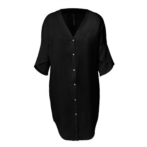 Yasmee Button Up Dress