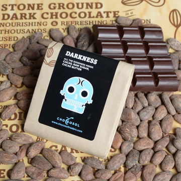 Organic Darkness Chocolate