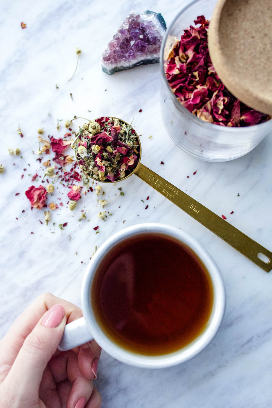 Ashwagandha + Chill Tea