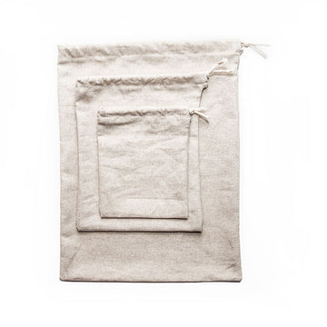 Reusable Organic Cotton Bulk Bags