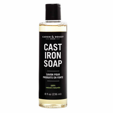 Cast Iron Soap