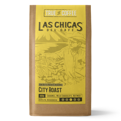 City Roast Coffee-Medium