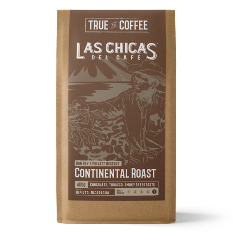 Continental Roast - Dark