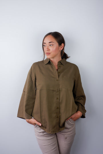 Cindie 3/4 Sleeve Shirt