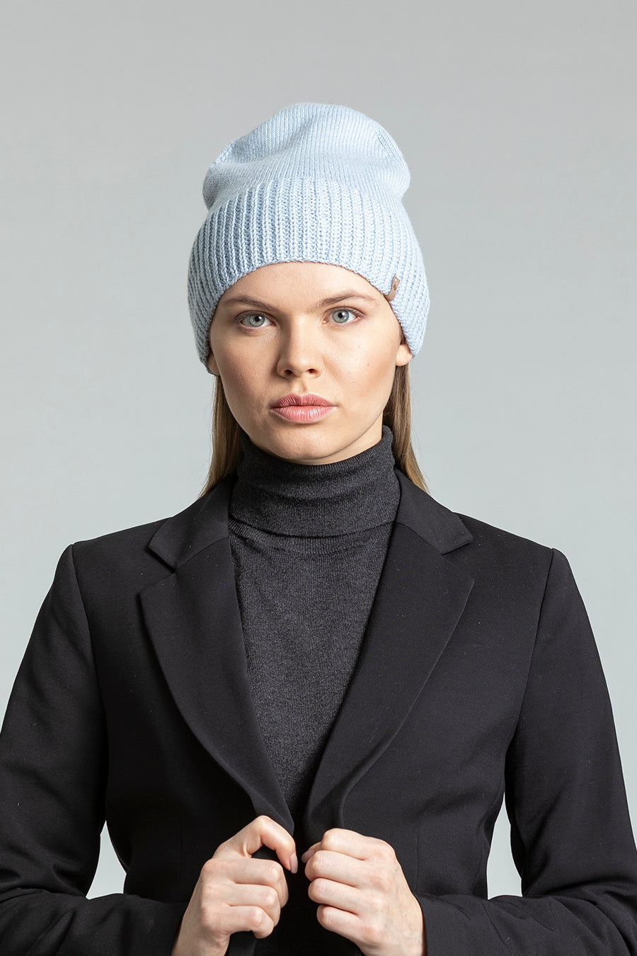 Merino Edge Rib Hat