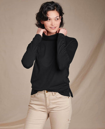 Maisey Long Sleeve Turtleneck