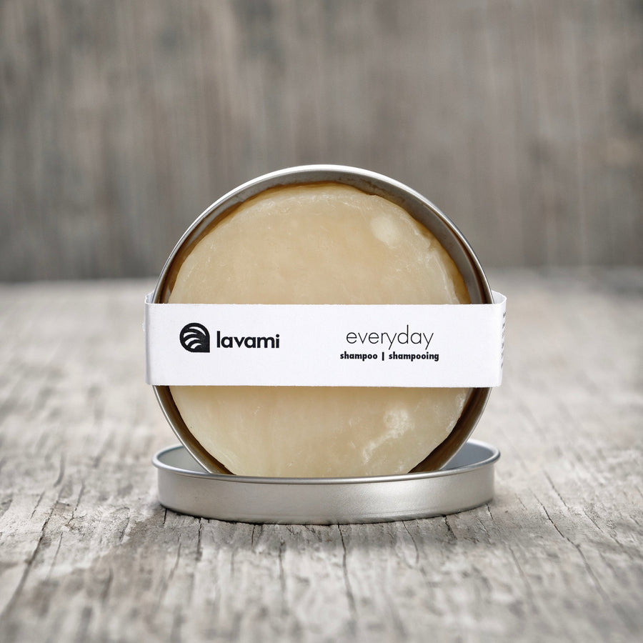 Lavami - Everyday Shampoo Bars