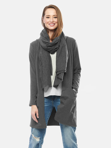 Paulina Hooded Cardigan