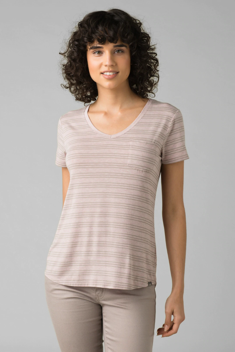 Foundation Short Sleeve V-neck