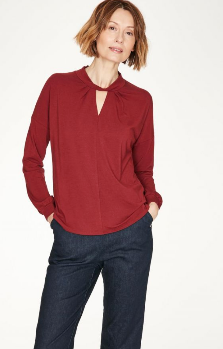 Joan Twist Top