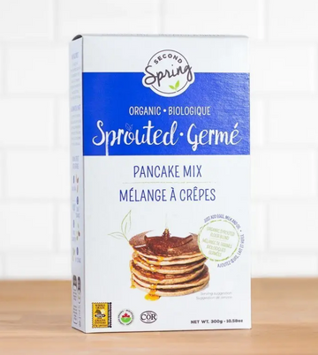 Organic Sprouted Grains Pancake Mix