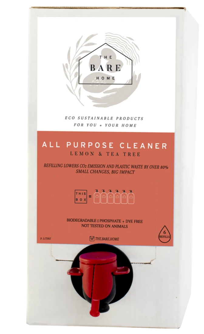 Tea Tree + Lemon All Purpose Cleaner