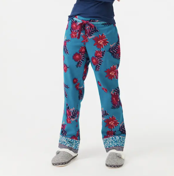 Midnight Bloom Pyjama Pants