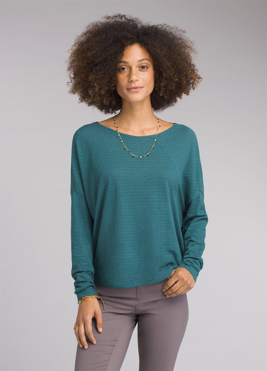 Seabord Long Sleeve Top