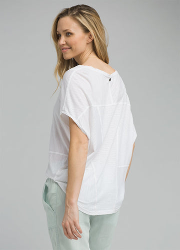 Seabord Short Sleeve Top