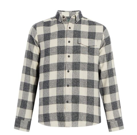 Twisted Rich Flannel Shirt