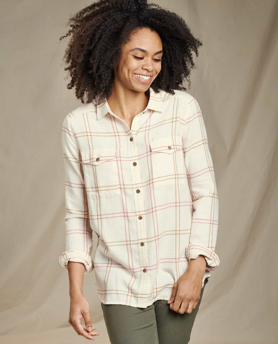 Re-Form Flannel Shirt