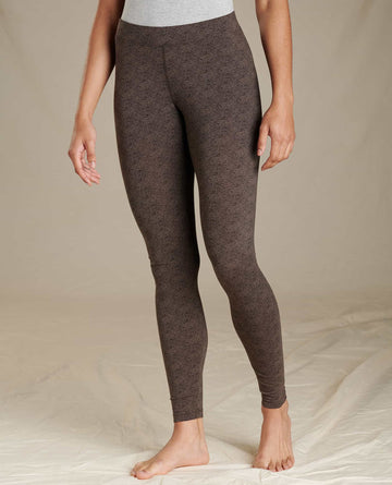 Printed Lean Legging