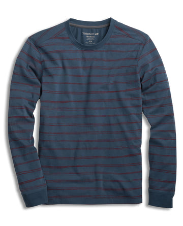 Smooth Long Sleeve Crew Sweater