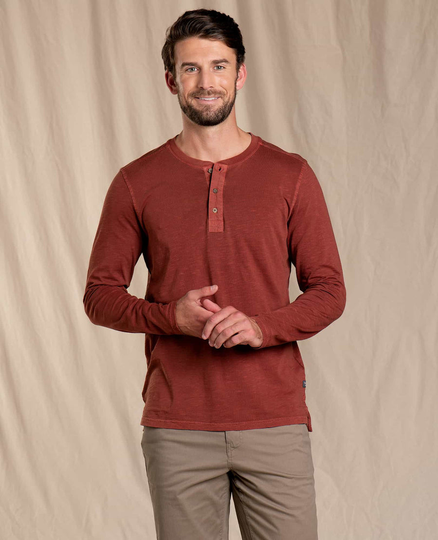 Men's Primo Henley