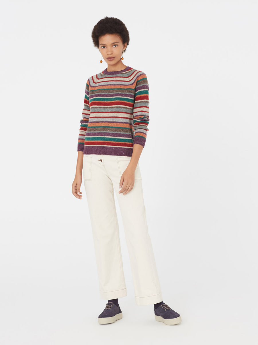 Landscape Stripes Sweater