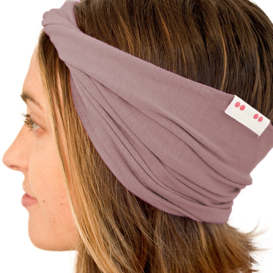 Organic Cotton Twist Headband