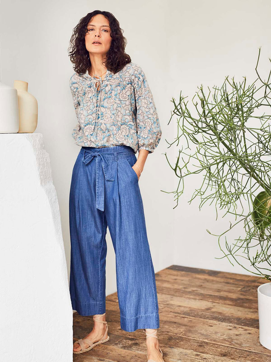 Esther Tie Waist Pants