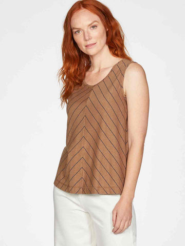 Cecilia Sleeveless Top