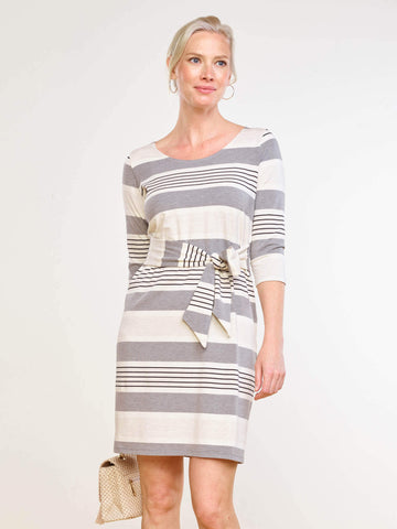 Adeline Tie Waist Dress