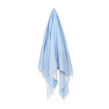Aqua Turkish Towel
