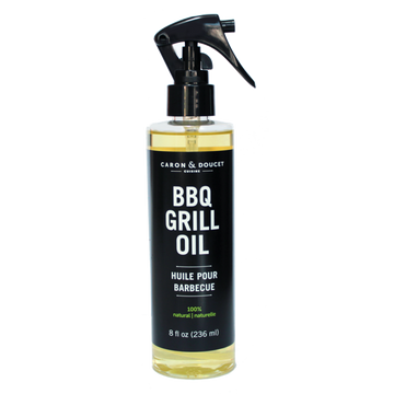 BBQ Grill Cleaning Oil