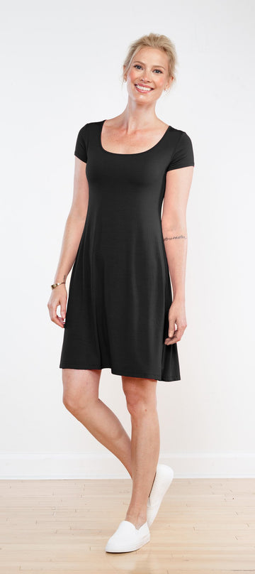 Dayna T-Shirt Dress