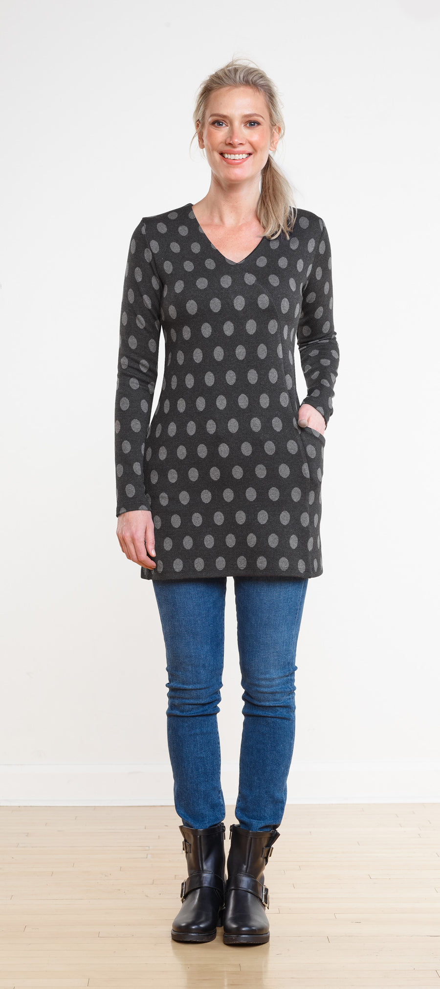 Dottie Pocket Tunic